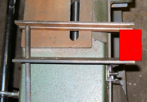 Small Parts Bandsaw Fixture