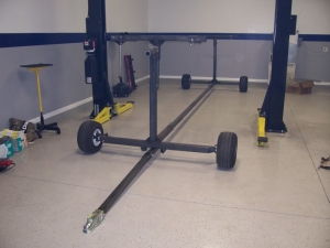 Steerable Body Dolly