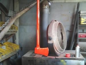 Homemade Axe Handle - HomemadeTools.net