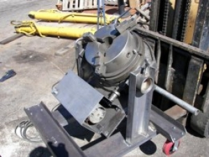 Homemade Heavy-Duty Welding Positioner