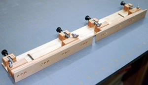 Router Table Split Fence