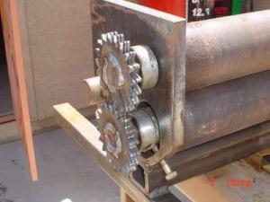 Sheet Metal Bead Roller | Homemade Sheet Metal Roller ...
