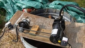 Off Grid Jet Pump