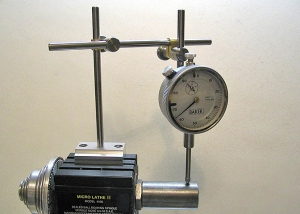 Taig Lathe Dial Indicator Stand
