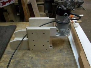 Neck Carve Jig