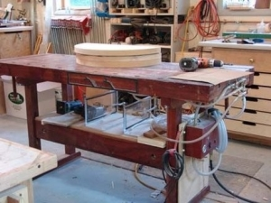 Workbench Vacuum Clamping System