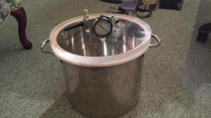 Homemade Vacuum Chamber - HomemadeTools.net