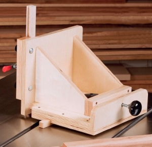 Table Saw Tenoning Jig