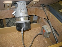 Router Table Gas Lift