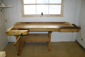 European Style Workbench