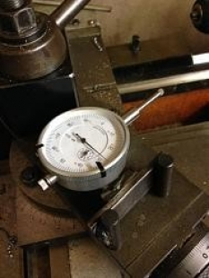 QCTP Dial Indicator Mount