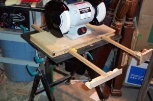 Homemade Lathe Tool Sharpening Jig Homemadetools Net