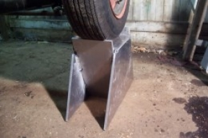 Wheel Support Stands
