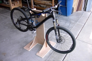 Bicycle Workstand