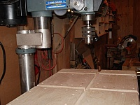 Drill Press Modification