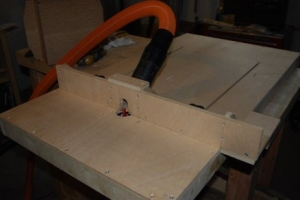 Bench Hook Router Table