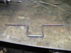 Tapping Speed Handle