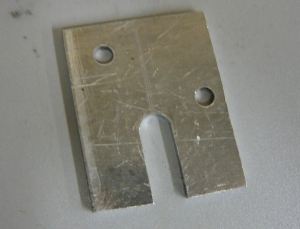 Damper Rod Locking Tool