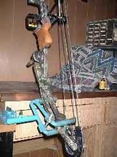 Homemade Bow Vise Homemadetools Net