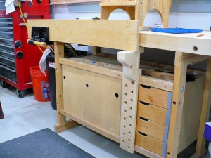 Sliding Workbench Deadman