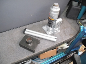 Homemade Bottle Jack Pad Homemadetools Net