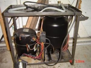 Homemade Silent Air Compressor Homemadetools Net