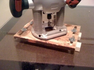 Dado and Mortise Router Jig