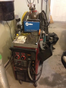 Multiprocess Welder Modification