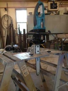 Timber Framing Saw