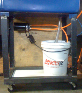 Homemade Parts Washer Modification Homemadetools Net