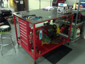 Welding and Fabrication Table