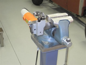 Stationary Handheld Metal Shear