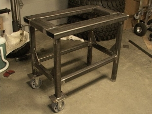Homemade Welding Table Homemadetools Net