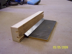 Jointer Blade Honing Jig