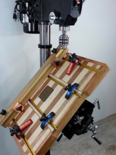 Multi Tool Drill Press Table