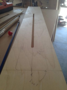 Single-Action Truss Rod Jig