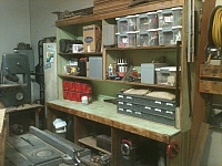 Workshop Storage