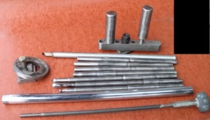 Metal Spinning Tools