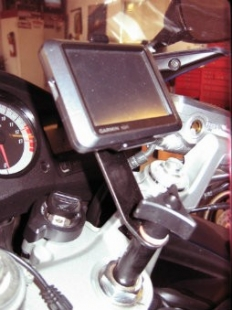 Motorcycle GPS Mount