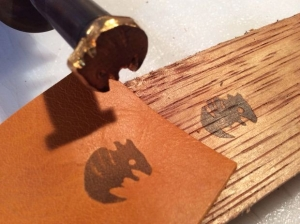 how to make an electric branding iron