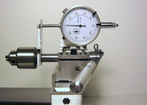 Tailstock Dial Indicator