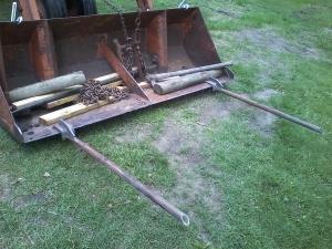 Homemade Tractor Forks - Homemade Ftempo