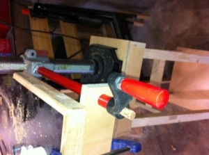Drill Press Crank Handle