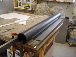 Homemade Sheetmetal Roller Homemadetools Net