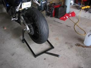 Homemade Motorcycle Stand Homemadetools Net