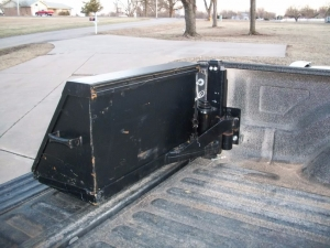 Homemade Swing Out Toolbox Homemadetools Net