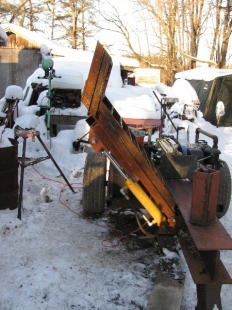 Log Lift for Splitter