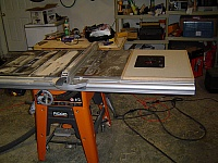 Router Table and Table Saw