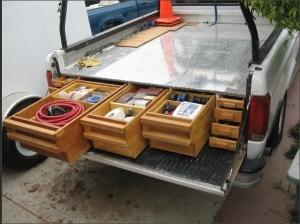 Homemade Pickup Bed Storage Unit Homemadetools Net