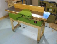 Wooden-Framed Jointer